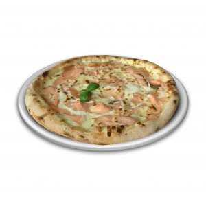 Pizza saumon Pizza Montivilliers
